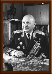 Портрет Баграмян И.Х.