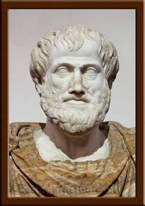 Портрет Аристотель
