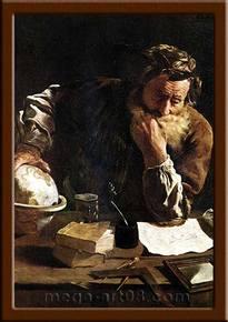 Портрет Архимед