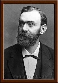 Портрет Нобель А.Б.