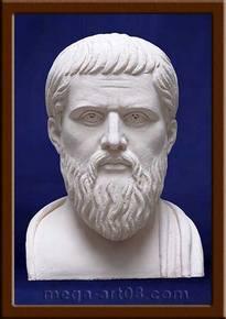 Портрет Платон