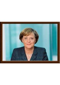 Портрет Ангела Меркель