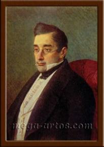 Портрет Грибоедов А.С.
