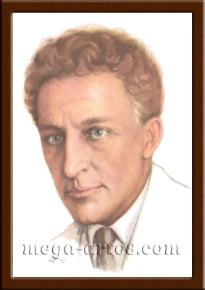 Портрет Блок А.А.