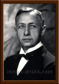 Портрет Бунин И.А.