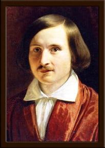 Портрет Гоголь Н.В.