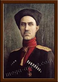 Портрет Врангель П.Н.