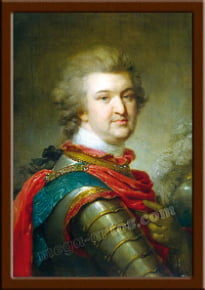Портрет Потёмкин Г.А.