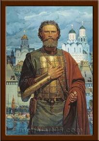 Портрет Донской Д.И.