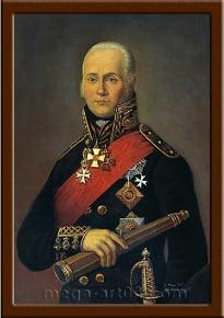 Портрет Ушаков Ф.Ф.