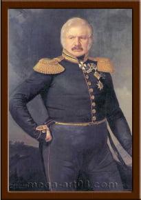 Портрет Ермолов А.П.