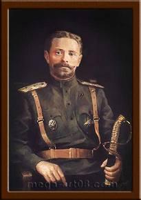 Портрет Каппель В.О.