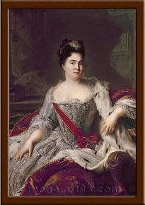 Портрет Екатерина I