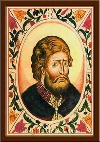 Портрет Ярополк II Владимирович