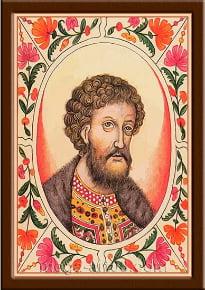 Портрет Ярослав II Всеволодович