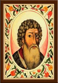 Портрет Даниил Александрович