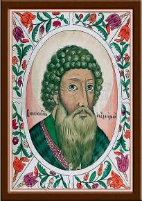 Портрет Иван I Данилович