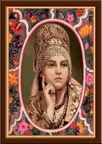 Портрет Ирина Годунова