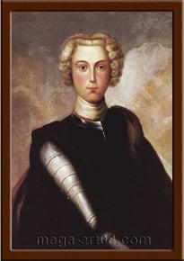 Портрет Пётр II