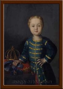 Портрет Иван VI