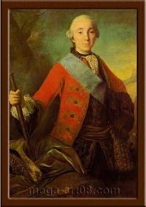 Портрет Пётр III