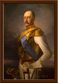 Портрет Николай I