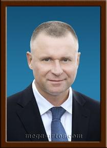 Портрет Зиничев Е.Н.