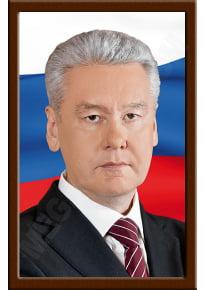 Портрет Собянин С.С.