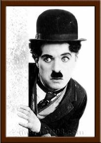 Портрет Чарли Чаплина