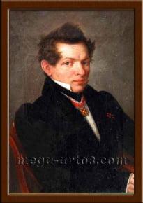 Портрет Лобачевский Н.И.