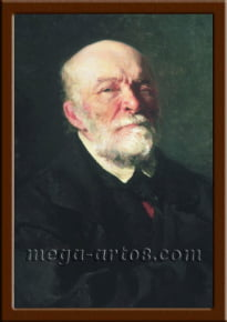 Портрет Пирогов Н.И.