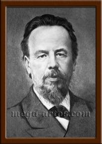 Портрет Попов А.С.