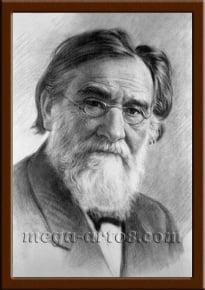 Портрет Мечников И.И.