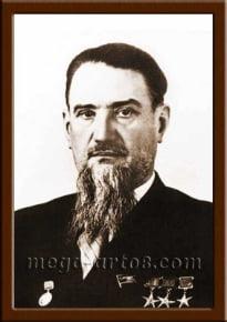 Портрет Курчатов И.В.