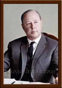 Портрет Миль М.Л.