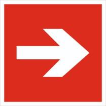 Знак «Направляющая стрелка»