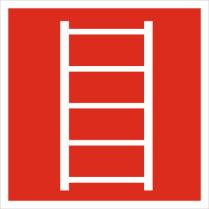 Знак «Пожарная лестница»