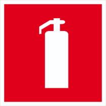 Знак «Огнетушитель»