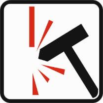 Знак «Разбить здесь»