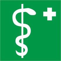 Знак «Медицинский кабинет»