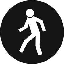 Знак «Проход здесь»