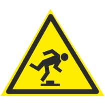 Знак «Малозаметное препядствие»