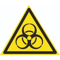 Знак «Биологическая опасность»