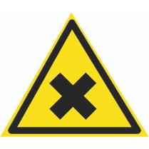 Знак «Вредные вещества»