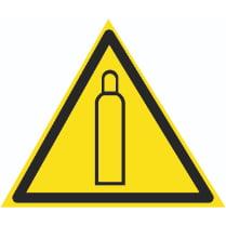 Знак «Газовый баллон»