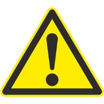 Знак «Внимание опасность! Стройплощадка»