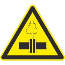 Знак «Высокое давление»