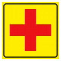 Знак «Аптечка»