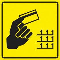Знак «Банкомат»