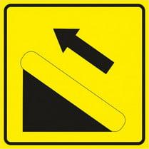 Знак «Эскалатор, подъёмник»